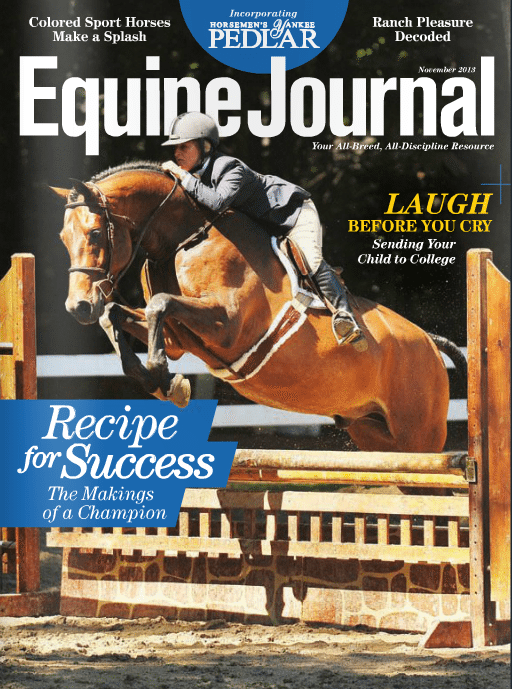 Book review for Inside Your Ride, published in Equine Journal, November 2013